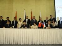 舒迪安与中国医院拓展合作