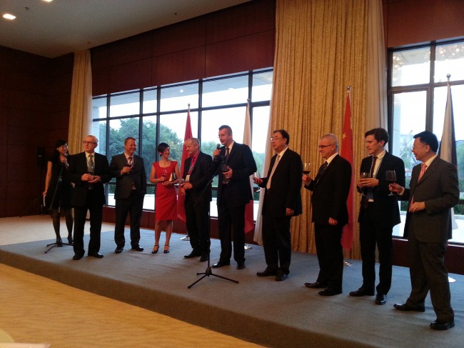 2nd Czech-China Health Forum in Tianjin